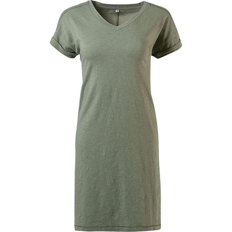 マウンテンカーキス レディース ワンピース トップス Mountain Khakis Women's Essential Knit Dress Olive