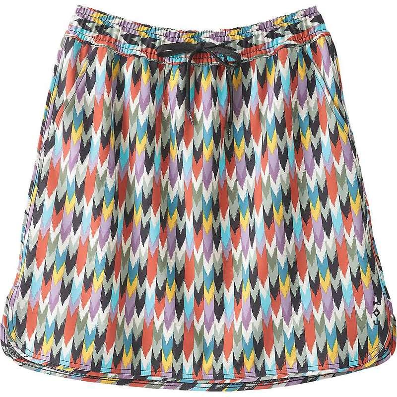 カブー レディース スカート ボトムス KAVU Women's Ixtapa Skirt SW Palette