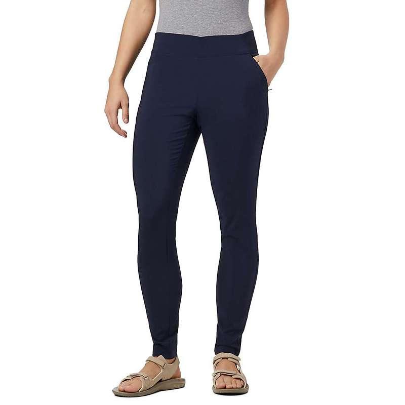 コロンビア レディース カジュアルパンツ ボトムス Columbia Women's Back Beauty II Slim Pant Dark Nocturnal