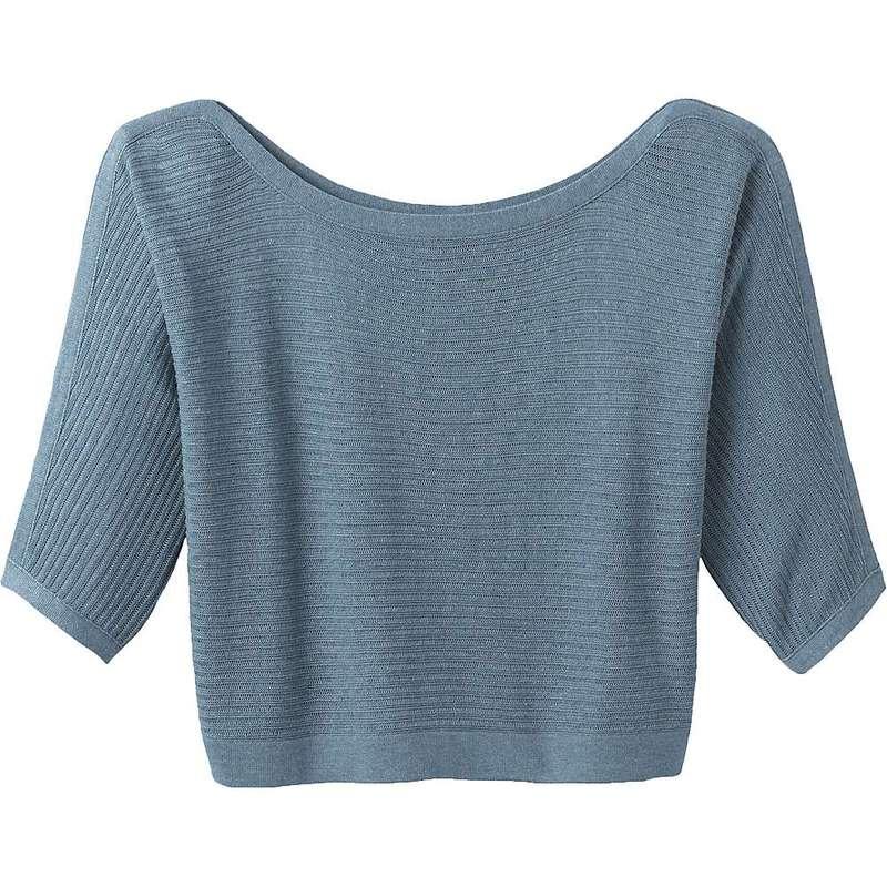 プラーナ レディース ニット・セーター アウター Prana Women's Tierra Sweater Mirage Heather