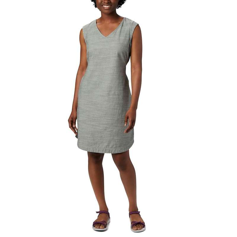 コロンビア レディース ワンピース トップス Columbia Women's Summer Chill Dress Light Lichen