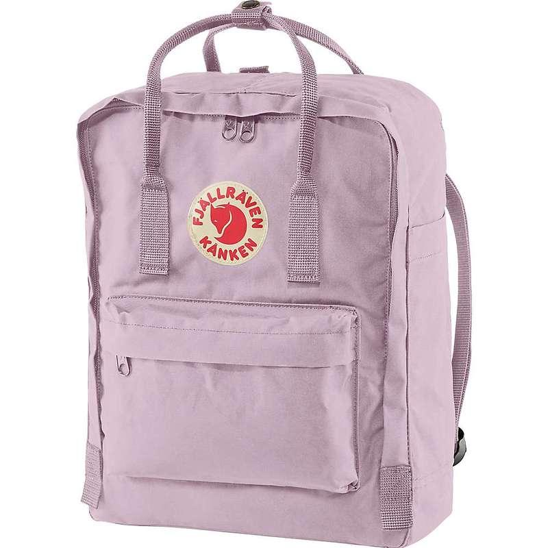 フェールラーベン メンズ バックパック・リュックサック バッグ Fjallraven Kanken Backpack Pastel Lavender
