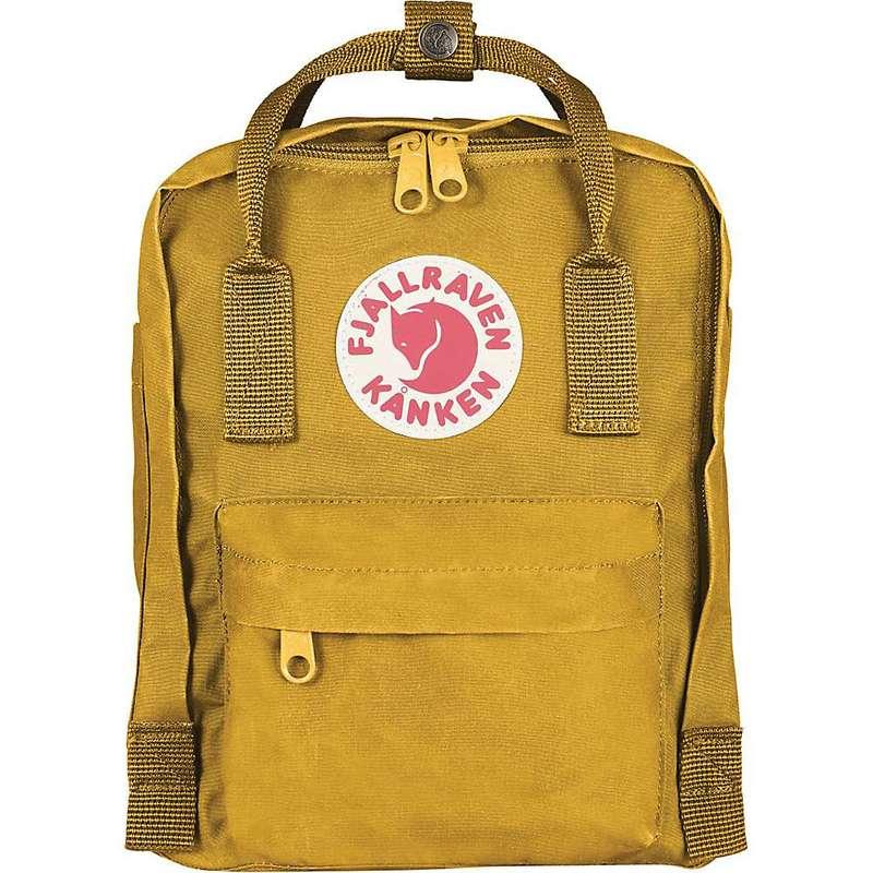 フェールラーベン メンズ バックパック・リュックサック バッグ Fjallraven Kanken Mini Backpack Ochre