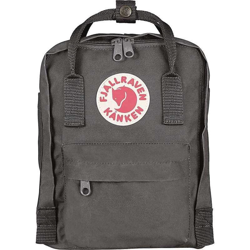 フェールラーベン メンズ バックパック・リュックサック バッグ Fjallraven Kanken Mini Backpack Super Grey