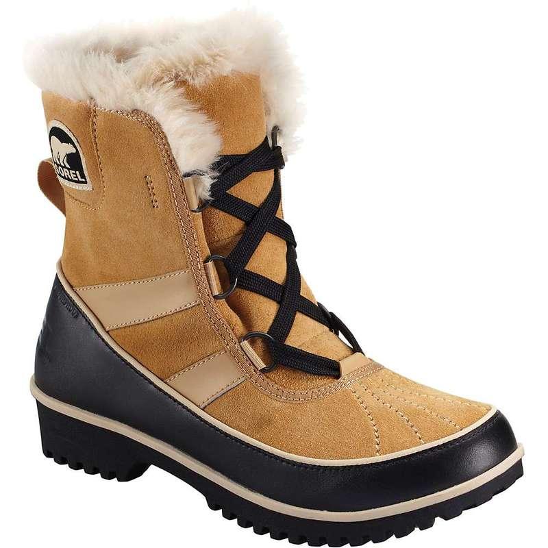 ソレル レディース ブーツ・レインブーツ シューズ Sorel Women's Tivoli II Boot Curry