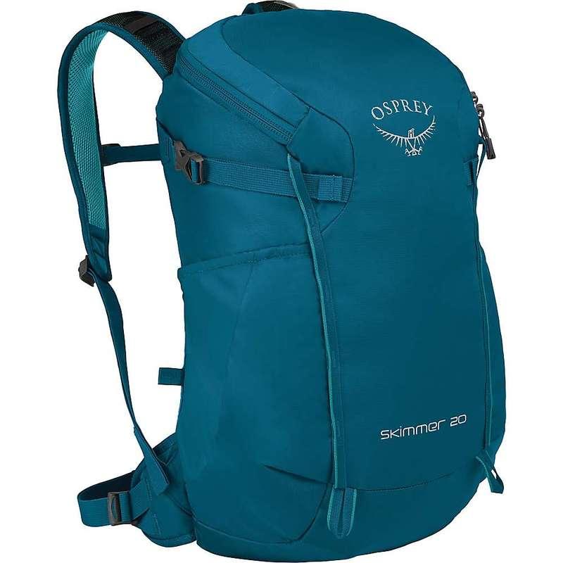オスプレー メンズ バックパック・リュックサック バッグ Osprey Skimmer 20 Backpack Sapphire Blue