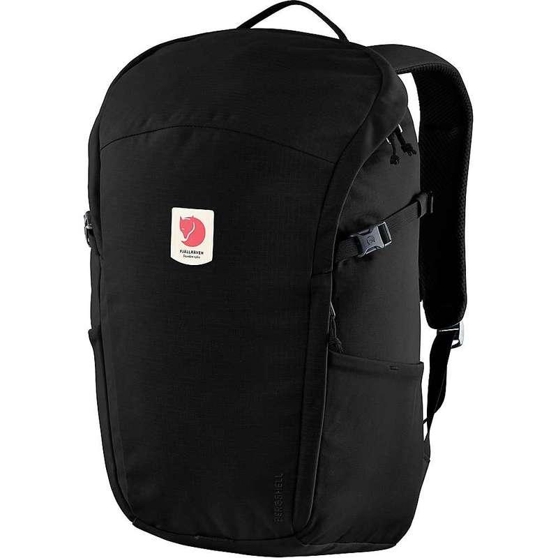 フェールラーベン メンズ バックパック・リュックサック バッグ Fjallraven Ulvo 23 Daypack Black