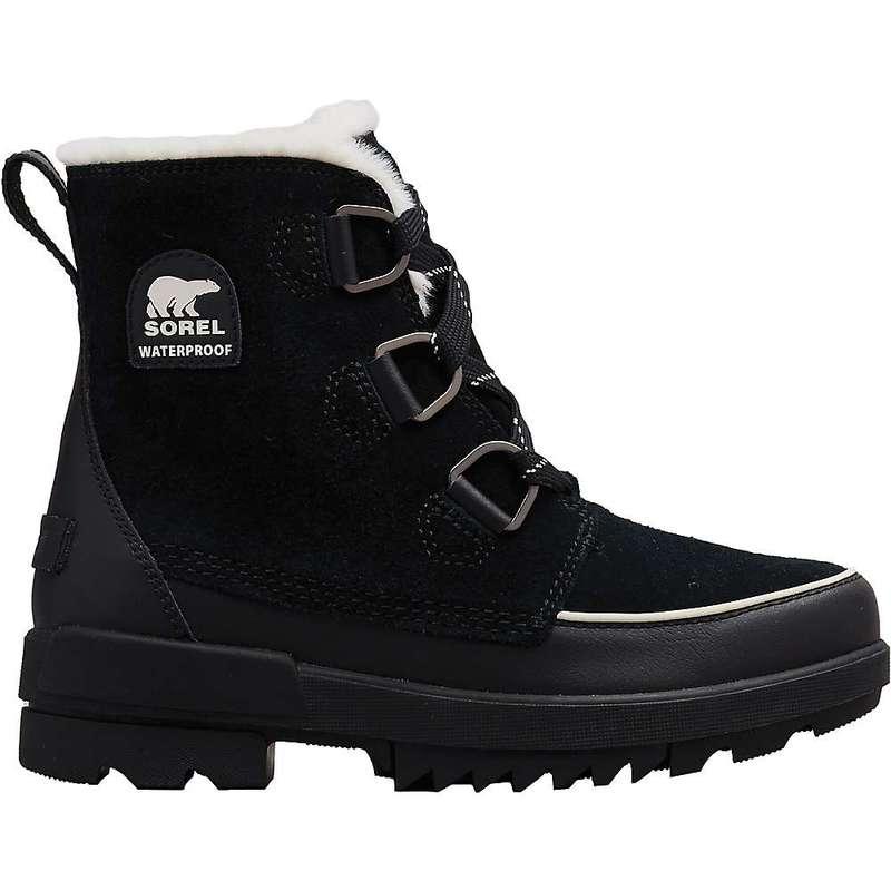 ソレル レディース ブーツ・レインブーツ シューズ Sorel Women's Tivoli IV Boot Black