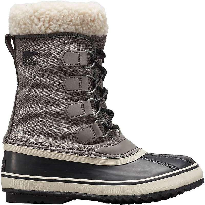 ソレル レディース ブーツ・レインブーツ シューズ Sorel Women's Winter Carnival Boot Quarry / Black