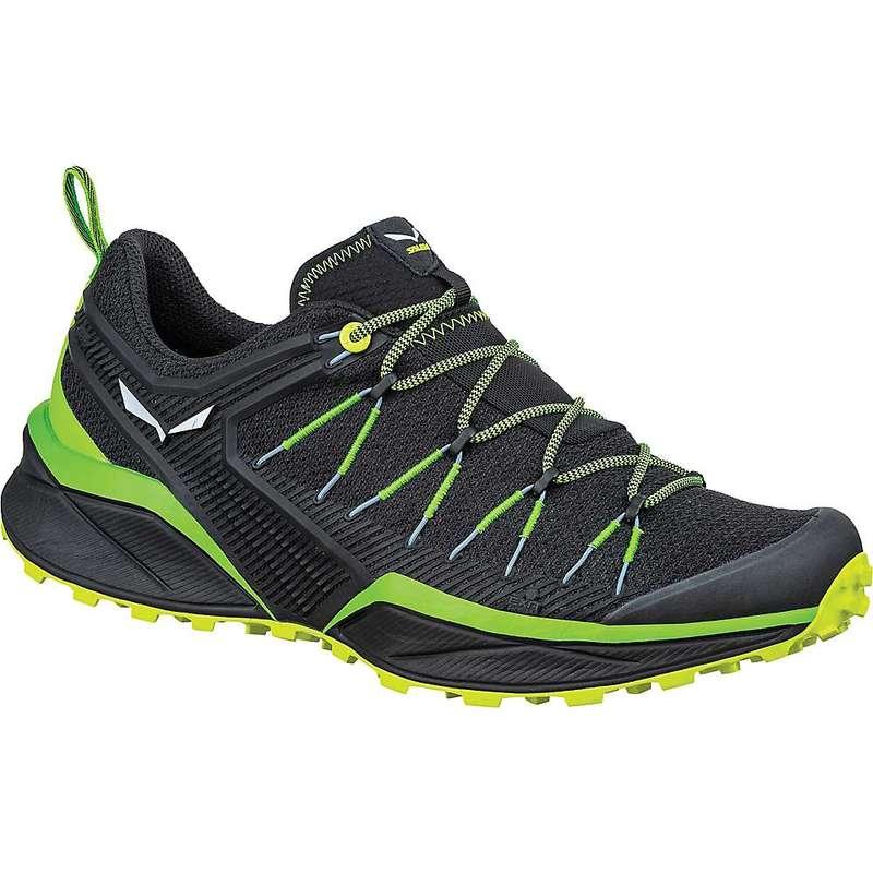 サレワ メンズ スニーカー シューズ Salewa Men's Dropline Shoe Fluo Green/Fluo Yellow