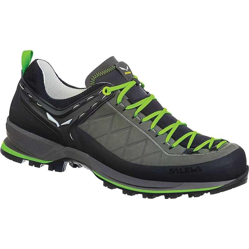 送料無料 サイズ交換無料 サレワ メンズ シューズ ブーツ レインブーツ Smoked Fluo Salewa Trainer 海外並行輸入正規品 L MTN Men's Green Shoe 新作製品、世界最高品質人気!