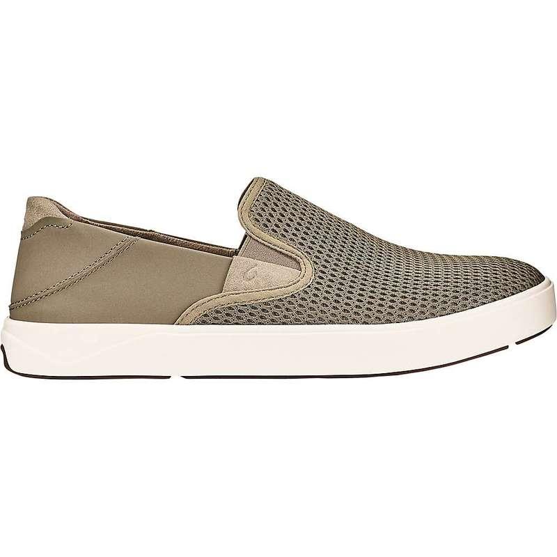 オルカイ メンズ スニーカー シューズ Olukai Men's Lae'Ahi Shoe Clay/Clay