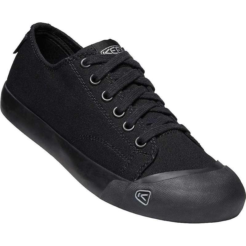 キーン メンズ スニーカー シューズ Keen Men's Coronado III Shoe Black
