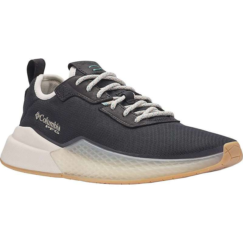 コロンビア レディース スニーカー シューズ Columbia Women's Low Drag PFG Shoe Black / Copper Ore