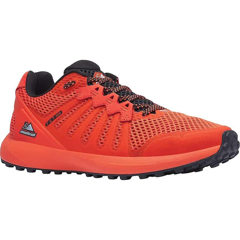 コロンビア メンズ スニーカー シューズ Columbia Men's Montrail F.K.T. Shoe Blood Orange / White