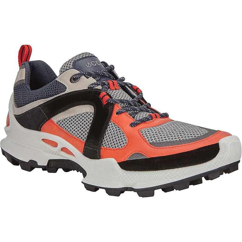 エコー メンズ スニーカー シューズ Ecco Men's Biom C Trail Runner Shoe Fire/Gravel/Wild Dove