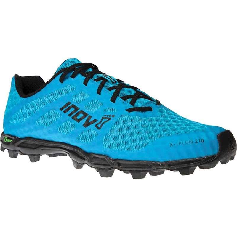 イノヴェイト メンズ スニーカー シューズ Inov8 Men's X-Talon G 210 Shoe Blue/Black