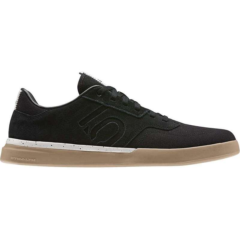 ファイブテン メンズ スニーカー シューズ Five Ten Men's Sleuth Shoe Black / Black / Gum