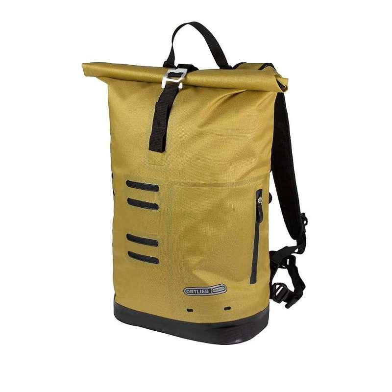 オートリービー メンズ バックパック・リュックサック バッグ Ortlieb Commuter City Daypack Mustard