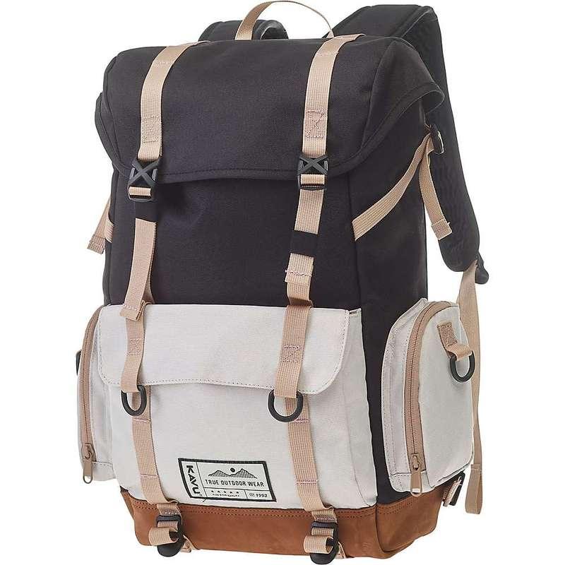 カブー メンズ バックパック・リュックサック バッグ KAVU Camp Sherman Bag Shadow