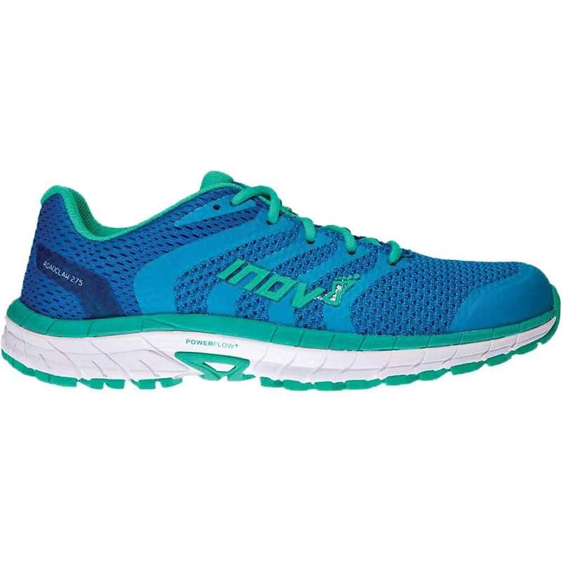 イノヴェイト レディース スニーカー シューズ Inov8 Women's Roadclaw 275 Knit Shoe Blue/Teal