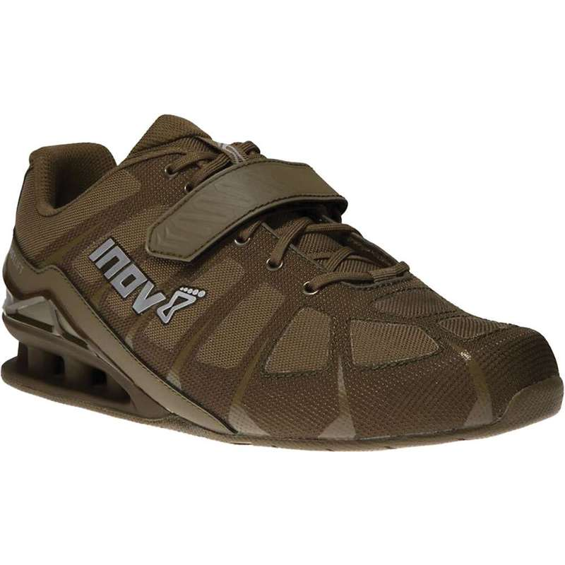 イノヴェイト メンズ スニーカー シューズ Inov8 Men's Fastlift Gamma 360 Shoe Khaki