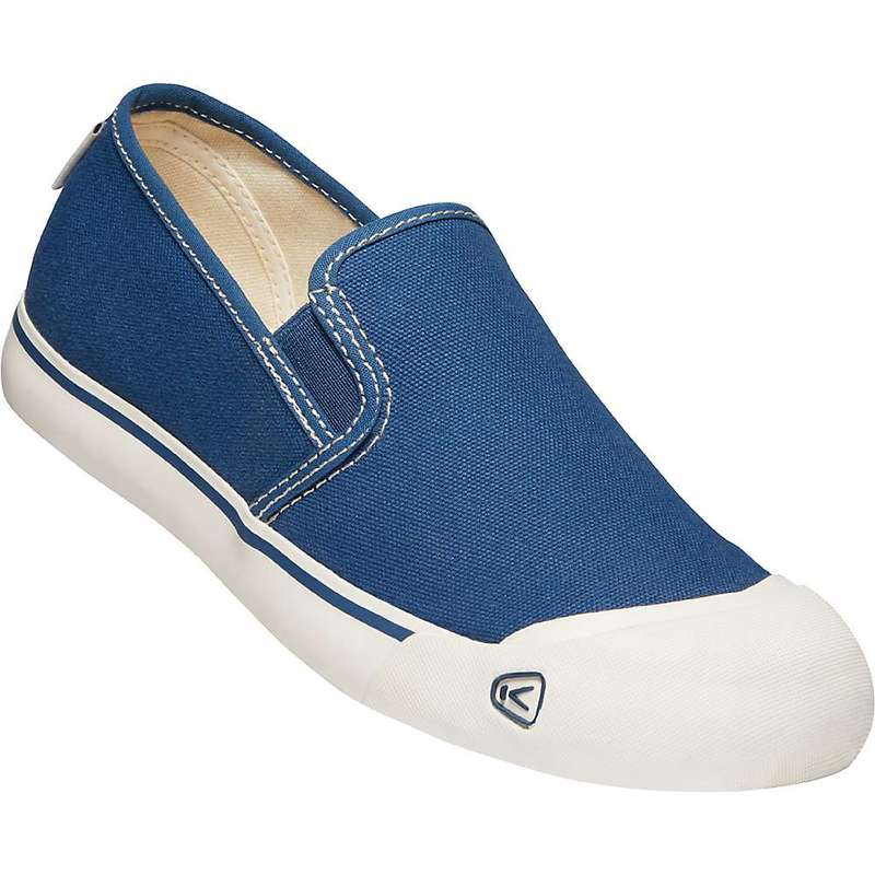 キーン メンズ スニーカー シューズ Keen Men's Coronado III Slip On Shoe Blue