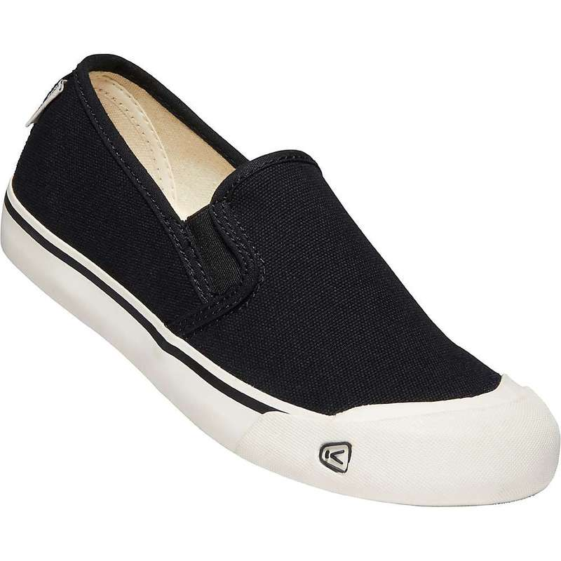 キーン レディース スニーカー シューズ Keen Women's Coronado III Slip On Shoe Black