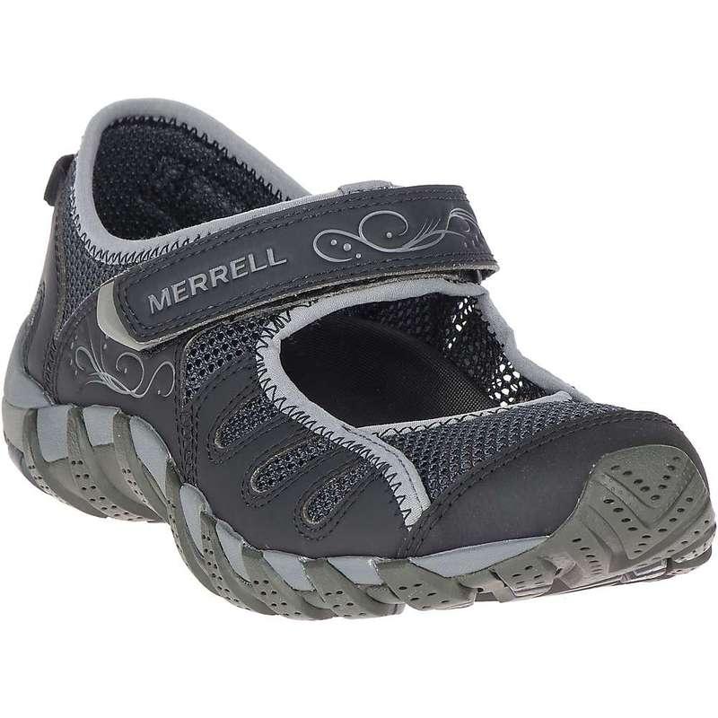 メレル レディース ブーツ・レインブーツ シューズ Merrell Women's Waterpro Pandi 2 Shoe Black / Charcoal