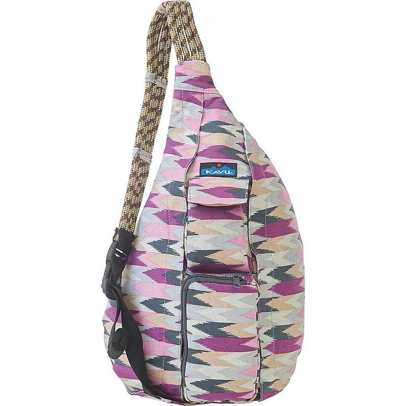 カブー レディース ショルダーバッグ バッグ KAVU Women's Rope Bag Berry Palette