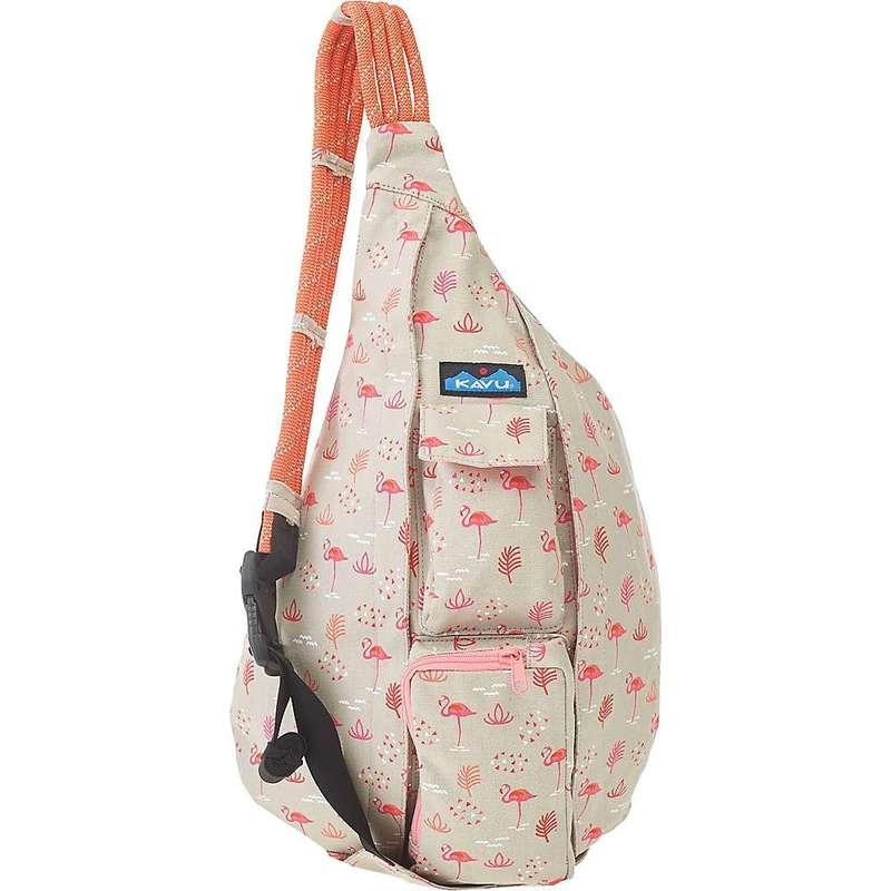 カブー レディース ショルダーバッグ バッグ KAVU Women's Rope Bag Chillin Flamingo