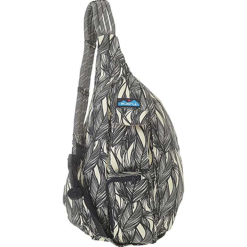 カブー レディース ショルダーバッグ バッグ KAVU Women's Rope Bag Ink Leaf