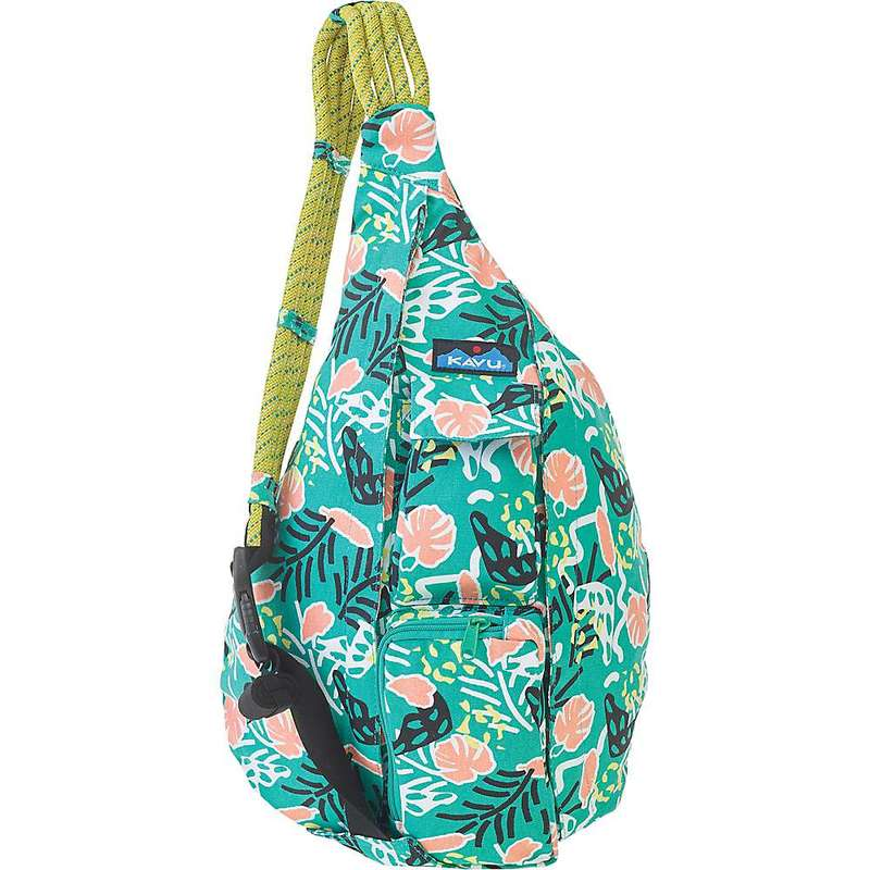 カブー レディース ショルダーバッグ バッグ KAVU Women's Rope Bag Jungle Party