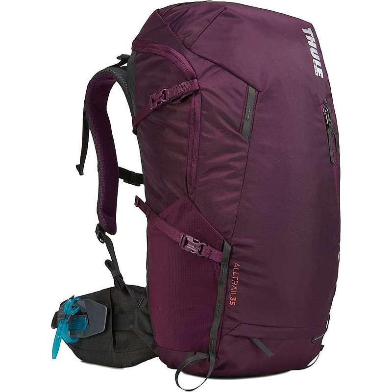 スリー レディース バックパック・リュックサック バッグ Thule Women's AllTrail Hiking Backpack 35L Monarch
