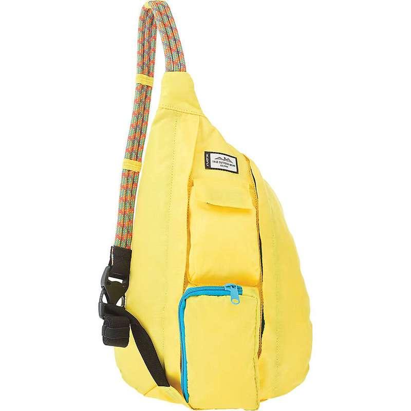 カブー メンズ ボディバッグ・ウエストポーチ バッグ KAVU Mini Rope Pack Banana Split