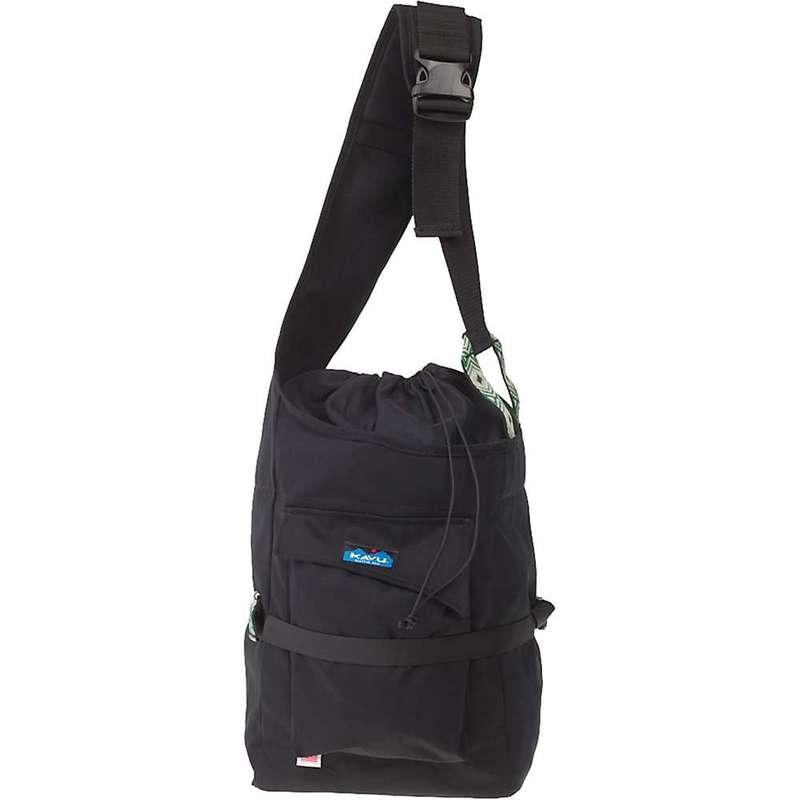 カブー メンズ ボディバッグ・ウエストポーチ バッグ KAVU Climbers Bag Black