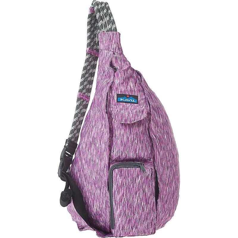 カブー メンズ ボディバッグ・ウエストポーチ バッグ KAVU Ropercise Pack Purple Dust