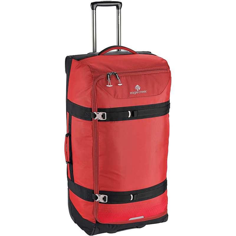 イーグルクリーク メンズ スーツケース バッグ Eagle Creek Expanse Wheeled 135L Duffel Bag Volcano Red