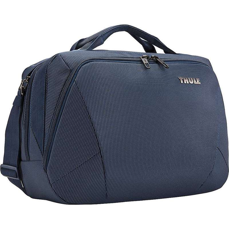 スリー メンズ ショルダーバッグ バッグ Thule Crossover 2 25L Boarding Bag Dress Blue