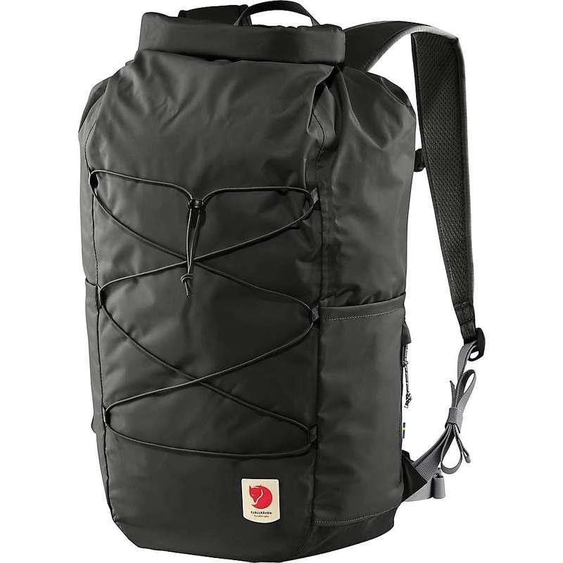 フェールラーベン メンズ バックパック・リュックサック バッグ Fjallraven High Coast Rolltop 26 Backpack Dark Grey