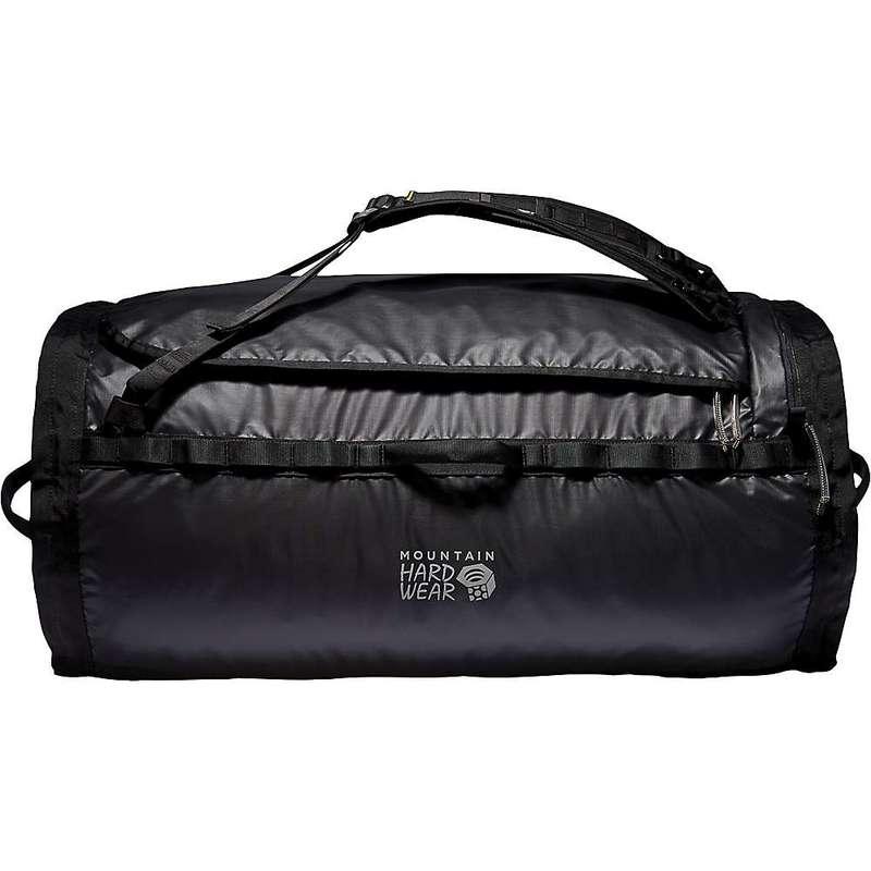 マウンテンハードウェア メンズ ボストンバッグ バッグ Mountain Hardwear Camp 4 135L Duffel Bag Black