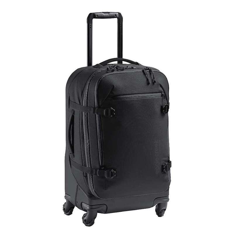 イーグルクリーク メンズ スーツケース バッグ Eagle Creek Caldera 4 Wheeled Bag Black