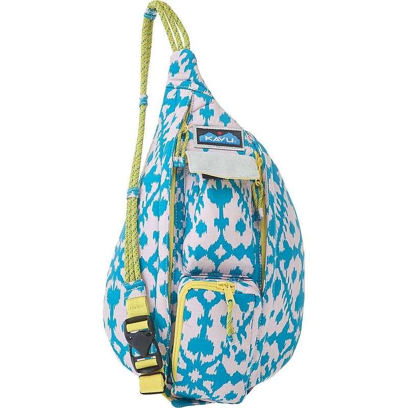 カブー メンズ ボディバッグ・ウエストポーチ バッグ KAVU Mini Ropeable Bag Cool Blot