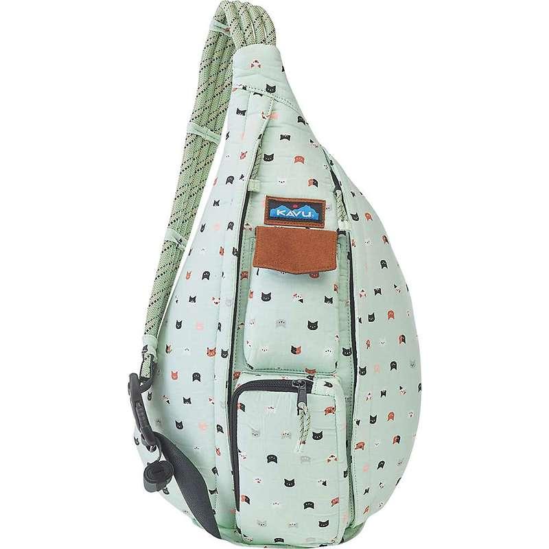 カブー メンズ ボディバッグ・ウエストポーチ バッグ KAVU Ropeable Bag Kitten Crazy