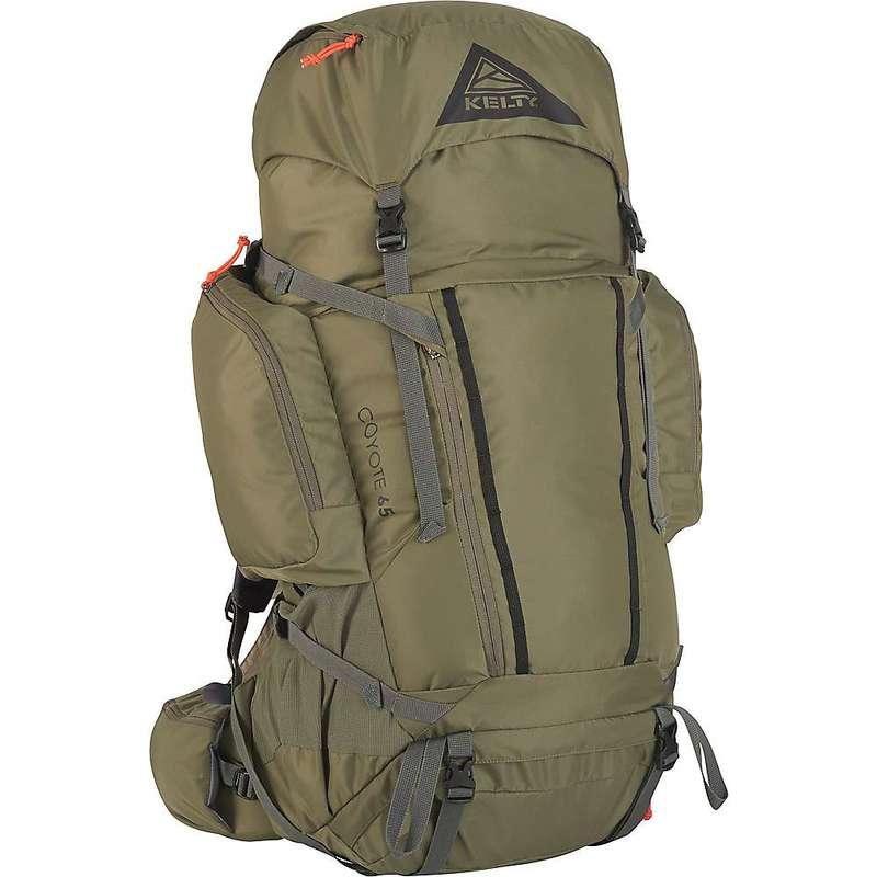 ケルティ メンズ バックパック・リュックサック バッグ Kelty Coyote 65 Backpack Burnt Olive / Dark Shadow