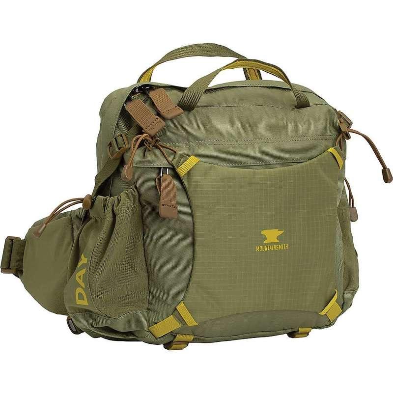 マウンテンスミス メンズ ボディバッグ・ウエストポーチ バッグ Mountainsmith Day Lumbar Pack Moss Green