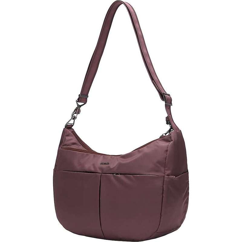 パックセーフ レディース ショルダーバッグ バッグ Pacsafe Women's Cruise Carry All Crossbody Bag Pinot