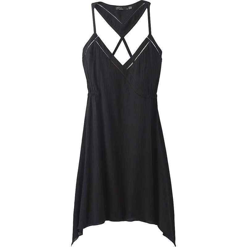 プラーナ レディース ワンピース トップス Prana Women's Darya Dress Black