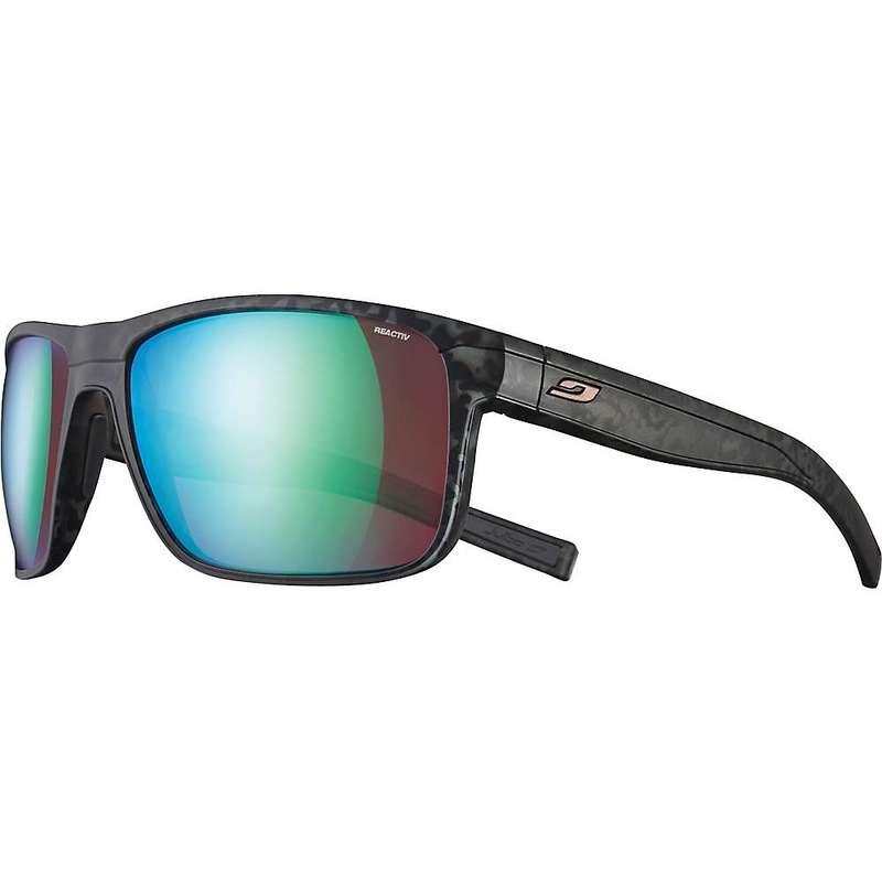 ジュルボ メンズ サングラス・アイウェア アクセサリー Julbo Renegade Sunglasses Grey Tortoise / Black Frame with Reactiv