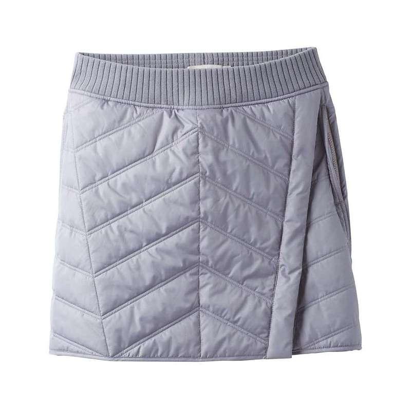 プラーナ レディース スカート ボトムス Prana Women's Diva Wrap Skirt Vapor